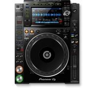Диджейский DVD/CD/MP3/USB/SD-плеер PIONEER CDJ-2000NXS2
