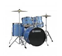 """YAMAHA GM0F52 BLUE ICE GLITTER - часть барабанной установки Gigmaker: том подвесной 12""""х9"""", малый барабан 14''х5,5''"""