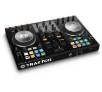 DJ-контроллер Native Instruments TRAKTOR KONTROL S2 Mk2
