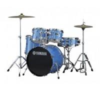 """YAMAHA GM2F52 BLUE ICE GLITTER - часть барабанной установки Gigmaker: том подвесной 13""""х9 1/2"""", малый барабан 14''х5,5''"""