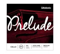 Струны для виолончели D'ADDARIO BOWED J1010 4/4M