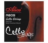 Струны для виолончели ALICE A805A