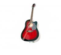 Brahner BG-528CEQ Гитара электро-акустическая