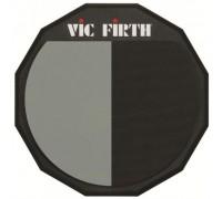 Односторонний двухзонный тренировочный пэд VIC FIRTH PAD12H