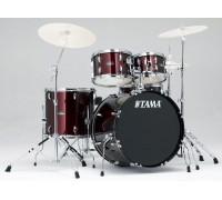 TAMA SG52KH6-WR STAGESTAR ударная установка из 5-ти барабанов со стойками, стулом и педалью