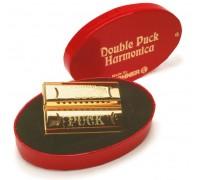 HOHNER Double Side Puck - Губная гармоника историческая серия