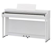 Kawai CN27W Цифровое пианино/белый сатин/клавиши пластик/механизм RH III/LCD дисплей