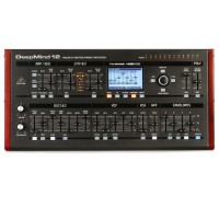 """""""Behringer DeepMind 12D - настольный аналоговый синтезатор, 12 гол. полифония, Wi-Fi"""""""