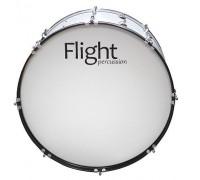 """""""FLIGHT FMB-2210WH Маршевый бас-барабан 22"""""""" х 10"""""""", белый"""""""
