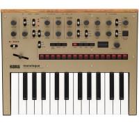 KORG MONOLOGUE-GD монофонический аналоговый синтезатор