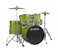 """YAMAHA GM2F51WGG - часть барабанной установки Gigmaker: бас-барабан 22""""х16"""", напольный том 16""""х16"""", подвесной том 12""""х9"""", держатель для томов"""