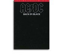 """AC/DC BACK IN BLACK (TAB)"""