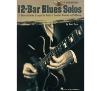 """12-Bar Blues Solos"""