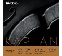 Струны для альта D'ADDARIO BOWED K410 LM