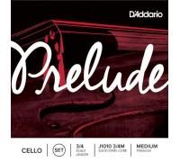 Струны для виолончели D'ADDARIO BOWED J1010 3/4M