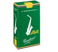 Vandoren SR-2625 (№ 2-1/2) Трости для альт саксофона, серия Java