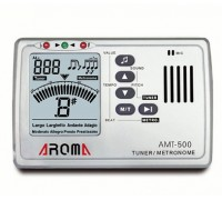 """""""Aroma AMT-500 Тюнер-метроном универсальный"""""""