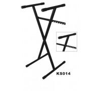 Подставка синтезаторная Х-образная VESTON KS014