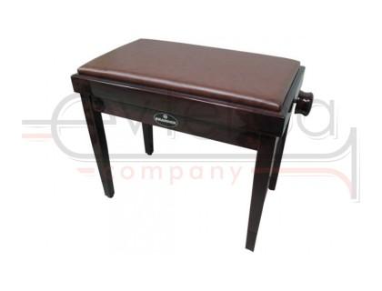 Банкетка для пианино или рояля BRAHNER BP-130V/BK