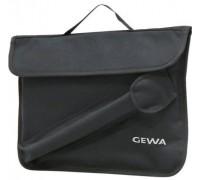 """""""251200 GEWA Economy Recorder/Music sheet bag Сумка-папка для нот с отделением для блок-флейты"""""""