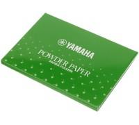 Yamaha PP2 Powder paper II  Бумага с пудрой для пропитки подушек деревянных духовых инструментов