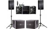 Звуковое оборудование и аксессуары
