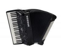 HOHNER Amica Forte IV 120 Black - полный аккоррдеон 4/4