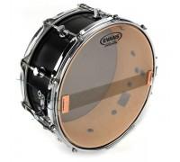 """EVANS S13R50 - нижний пластик 13"""" Glass 500 для малого барабана"""