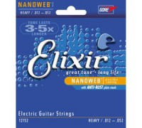 """""""ELIXIR 12152 - Струны для электрогитары Эликсир"""""""