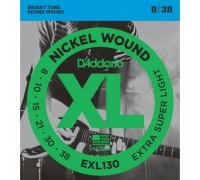 """D'ADDARIO EXL130 - Струны для электрогитары Даддарио"""