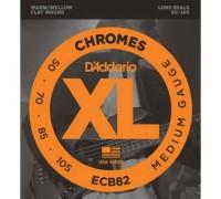 """D'ADDARIO ECB 82 - Струны для бас-гитары Даддарио"""