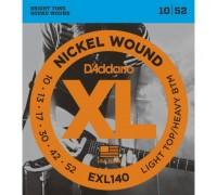 """D'ADDARIO EXL140 - Струны для электрогитары Даддарио"""