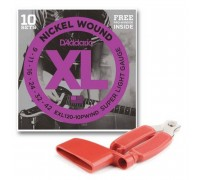 """D'ADDARIO EXL120 10PWIND - Струны для электрогитары Даддарио"""