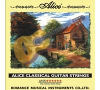 """""""ALICE A106-H - Струны для классической гитары Элис"""""""