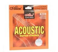 """""""ALICE A208 SL - Струны для акустической гитары Элис"""""""