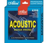 """""""ALICE A308-SL - Струны для акустической гитары Элис"""""""