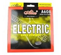 """""""ALICE A608 4M - Струны для бас-гитары Элис"""""""