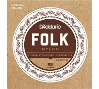 """""""D'ADDARIO EJ32 C - Струны для фолк гитары Даддарио"""""""