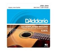 """""""D'ADDARIO EJ83 L - Струны для акустической гитары типа Selmer Даддарио"""""""