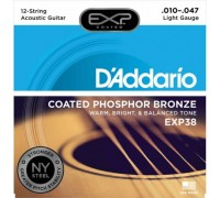 """D'ADDARIO EXP38 - Струны Даддарио"""