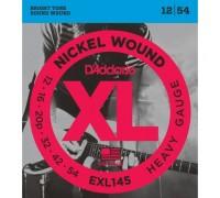 """D'ADDARIO EXL145 - Струны для электрогитары Даддарио"""