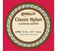 """""""D'ADDARIO J2704 - Одиночная струна для классической гитары Даддарио"""""""