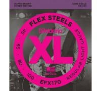 """D'ADDARIO EFX 170 - Струны для бас-гитары Даддарио"""
