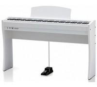 Kawai CL26W цифровое пианино/Цвет белый мат./Клавиши пластик/Мех.AHA-IV-F/Нет клавиатурной крышки
