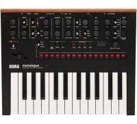 KORG MONOLOGUE-BK монофонический аналоговый синтезатор
