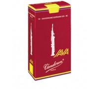 Vandoren SR-3025R (№ 2-1/2) Трости для сопрано саксофона, серия Java