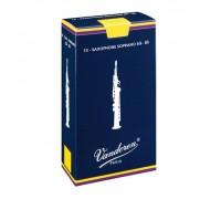 Vandoren SR-202 (№ 2) Трости для сопрано саксофона, серия Traditional