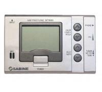 Sabine MT-9000 MetroTune Хроматический тюнер - метроном
