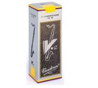Vandoren CR-6225 (№ 2-1/2) Трости для бас кларнета, серия V12